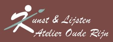 Kunst- en lijsten atelier Oudenrijn Logo