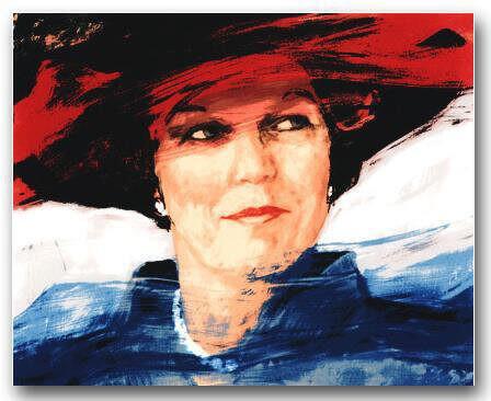 Portret, Beatrix, Nederland, Wilhelmus, Koningshuis, Koning