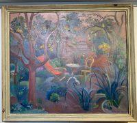Sarika Goth 1952 75x65 Olieverf