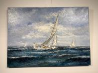 Schilderijen - Water - Zee - Platteland 1