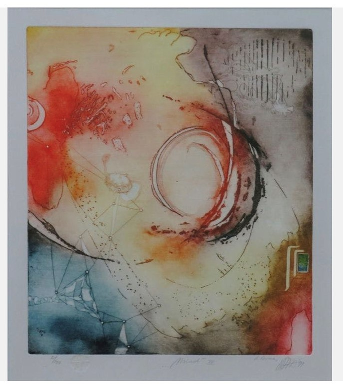 abstracte kunst, oneindige, spiritualiteit