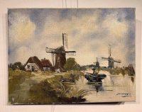 Schilderijen - van landschap tot de zee 9