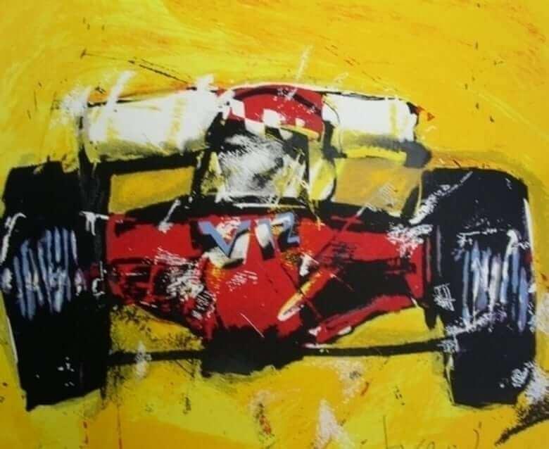 Herman Brood - Formule 1 V12