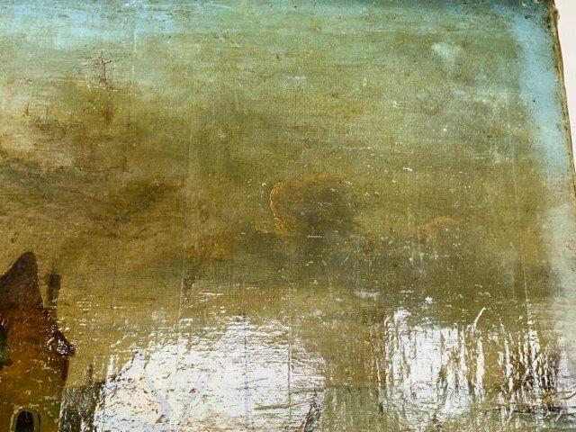 restauratie schilderij