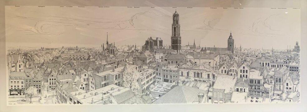 Utrecht met de dom